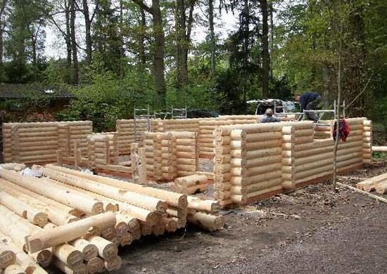 تصميم منزل خشبي في هولندا